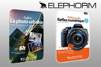 Elephorm : Explorez la Photo Urbaine et Maîtriser votre reflex Numérique 4ème édition