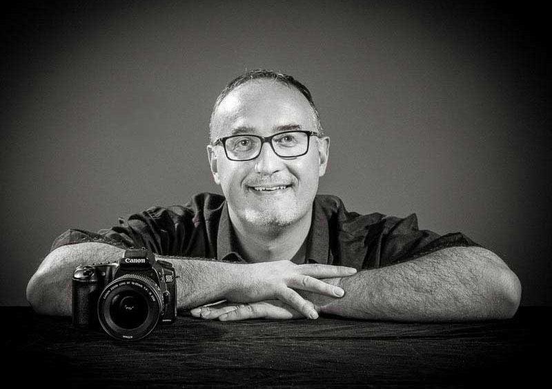 Portrait Denis Chaussende Photographe Professionnel Lyon