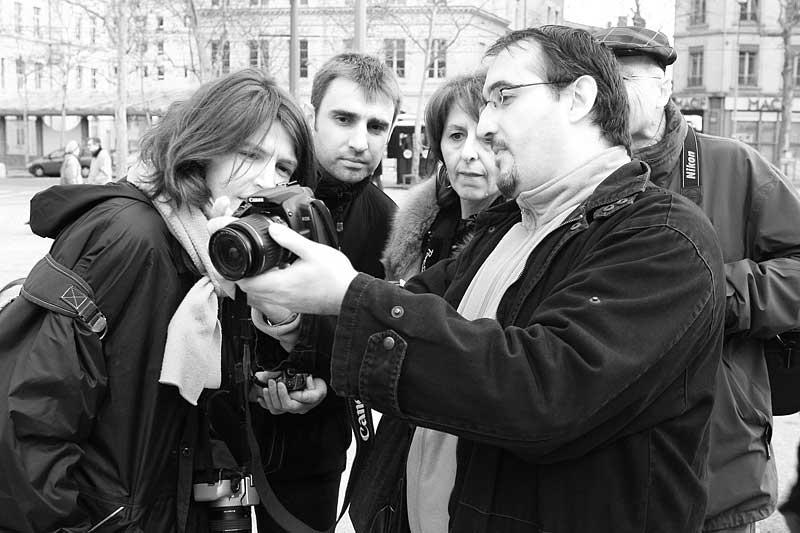 Denis Chaussende Formateur en photographie
