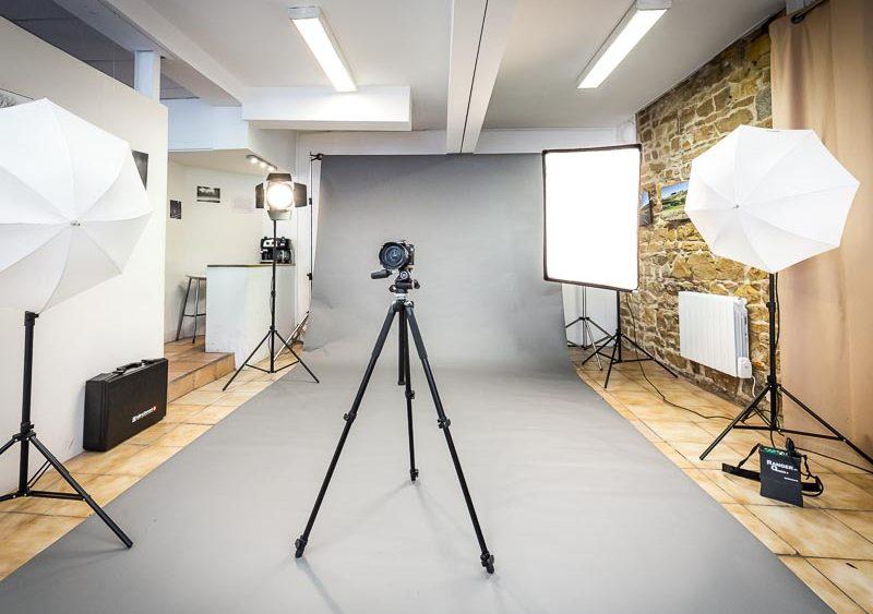 Photographe Studio Lyon Portrait Publicité